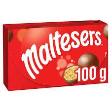 Maltesers Small Box 100g