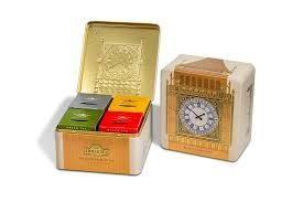 Ahmad Tea Big Ben Collection Tin