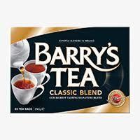 Barrys Tea 80's