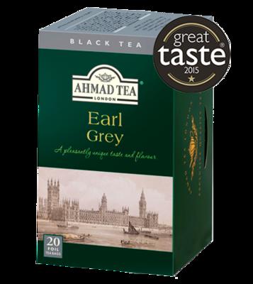 Ahmad Tea Earl Grey 20's