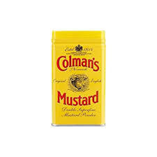 Colmans Mustard Powder 113g