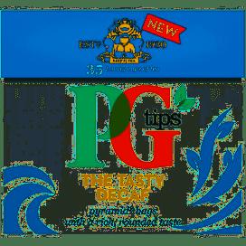 PG Tips Decaf 35 'Wee Dented Special'