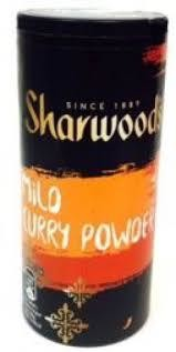 Sharwood's Curry Powder Mild 102g