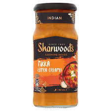 Sharwood's Tikka Masala Cooking Sauce 400g