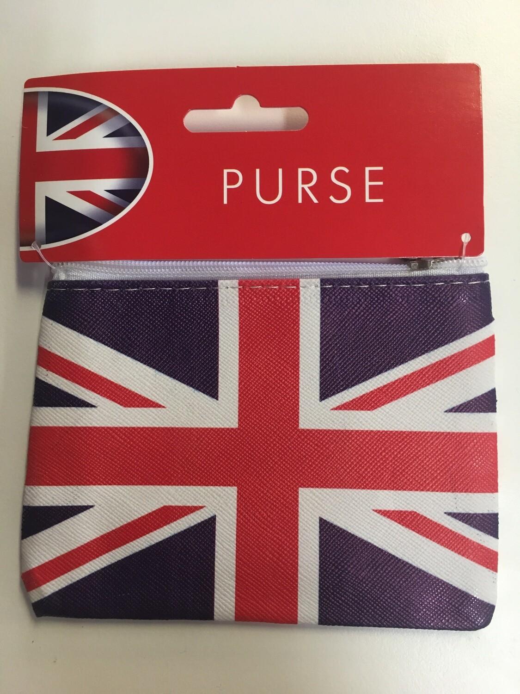 Elgate Souvenir Coin Purse Union Jack