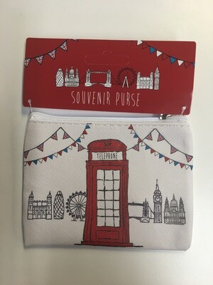 Elgate Souvenir Coin Purse Phone Box