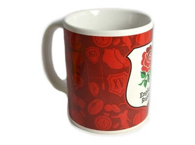 Official England Rugby Mug