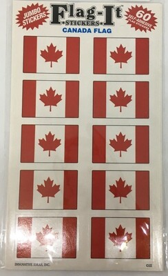 Flag It Stickers Canada