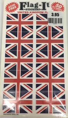 Flag It Stickers UK