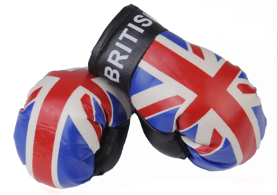 Mini Boxing Gloves British