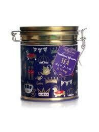 Milly Green Royal Clamp Tin Tea 60g