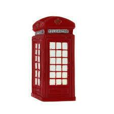 Telephone Box Magnet