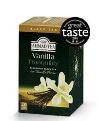 Ahmad Tea Vanilla Tranquillity 20's