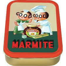 Collector Tin Marmite