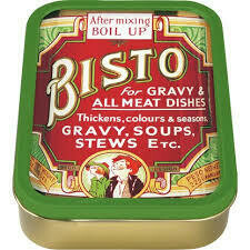 Collector Tin Bisto