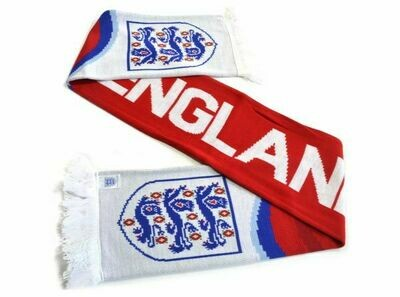 Official Merchandise England Supporters Scarf