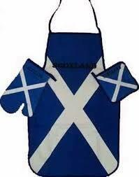 Kitchen Set Scotland Blue