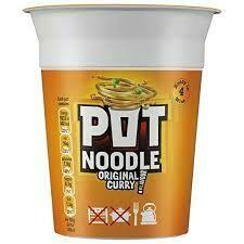Pot Noodle Curry Flavour 90g