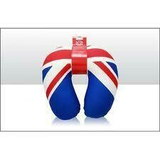 Union Jack Travel Pillow