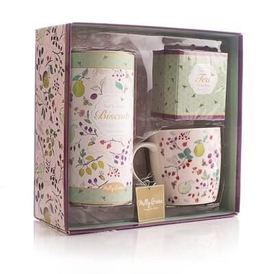 Milly Green British Fruit Tea Time Gift Set