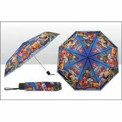Scotland Pop Art Umbrella