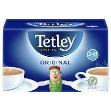 Tetley Tea Bags 240's