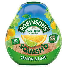 Robinson's Squash'd Lemon Lime 66ml