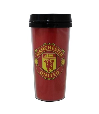 Official Merchandise Manchester United Travel Mug