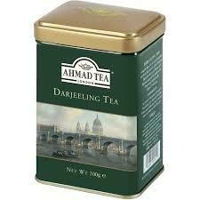 Ahmad Darjeeling Loose Tea Tin 200g