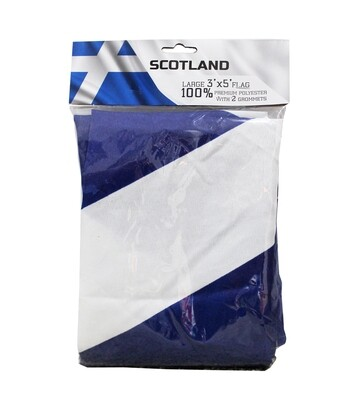 Scotland St Andrew Flag 3' x 5'