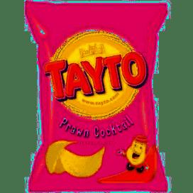 Tayto Prawn Cocktail Crisps 37.5g