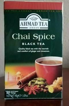 Ahmad Tea Chai Spice 20's