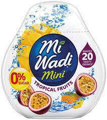 MiWadi Tropical Fruits 66ml