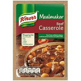 Knorr Beef Casserole Recipe Mix 48g