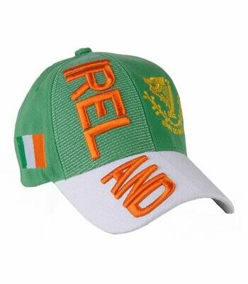 Ireland Erin Go Bragh Cap