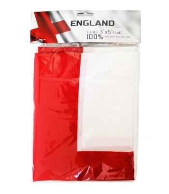 St George Flag 5' X 3'