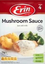 Erin Mushroom Sauce Mix 25g