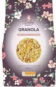 Lady Sophia Granola Honey & Almonds 270g