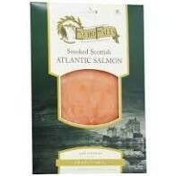 Echo Falls Smoked Scottish Atlantic Salmon 113g