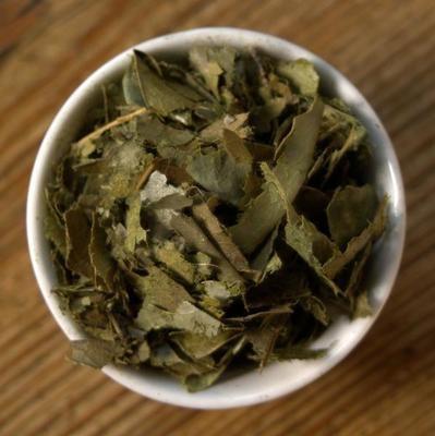 Jamaican Soursop & Rose Flower Raw Organic Whole Leaf TEA