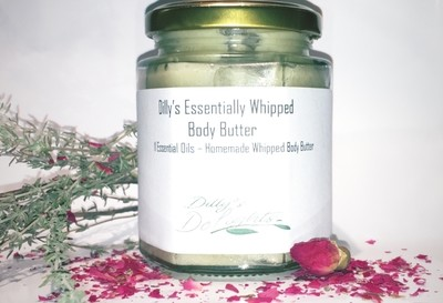 Sea Moss Whipped Body Butter With Purple Sea Moss