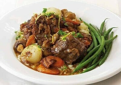 Cameroonian  Oxtail