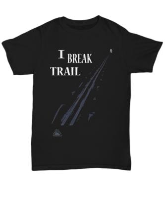 Backcountry ski shirt
