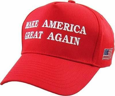Make America Great Again - Red Baseball Hat