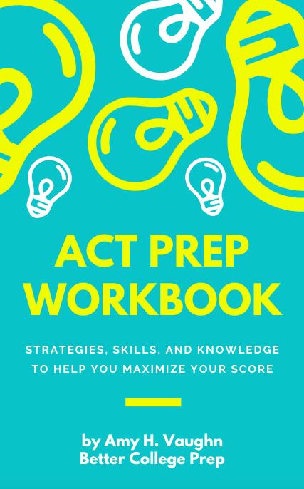 ACT Prep Workbook