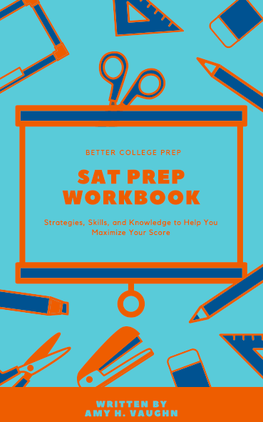 BCP's Ultimate SAT Prep Package: Workbook + Answer Explanations and Video Lessons