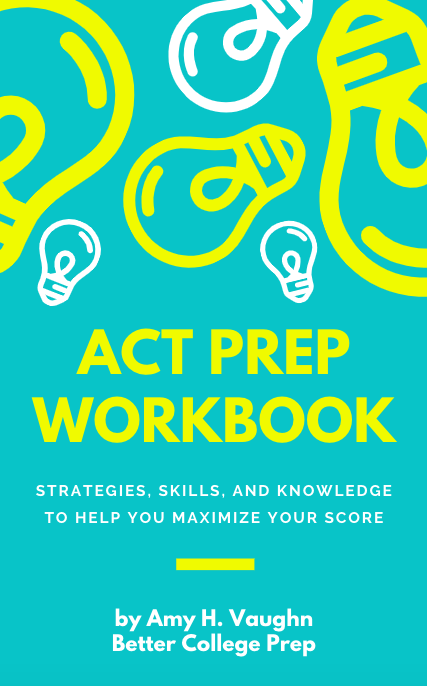 BCP's Ultimate ACT Prep Package: Workbook + Over 8 Hours of Video Lessons