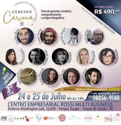 Congresso Conexão Carioca