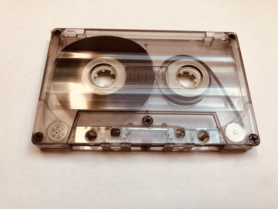 NUMERISATION CASSETTE AUDIO