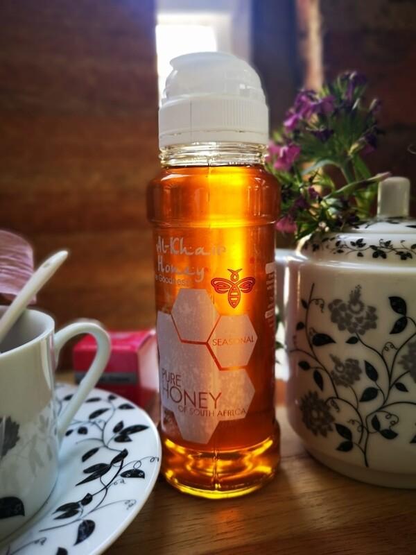 Pure Honey, Seasonal, 300g Squeeze Bottle